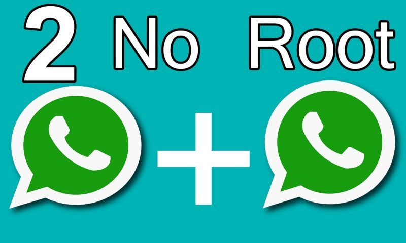 2 In 1 WhatsApp