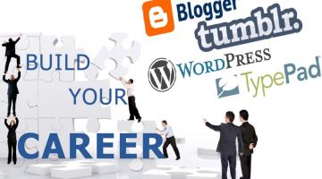 Career In Blogger