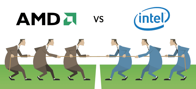 Intel Processors Vs AMD Processors | Kon Sa Processor