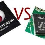 Mobile Processors : Qualcomm Snapdragon Vs Mediatek Processors