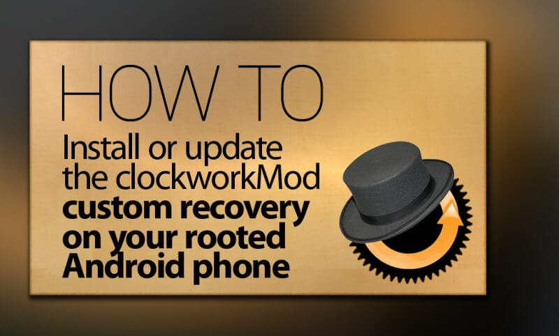 How To Install [Flash] Custom Recovery (TWRP) in Android