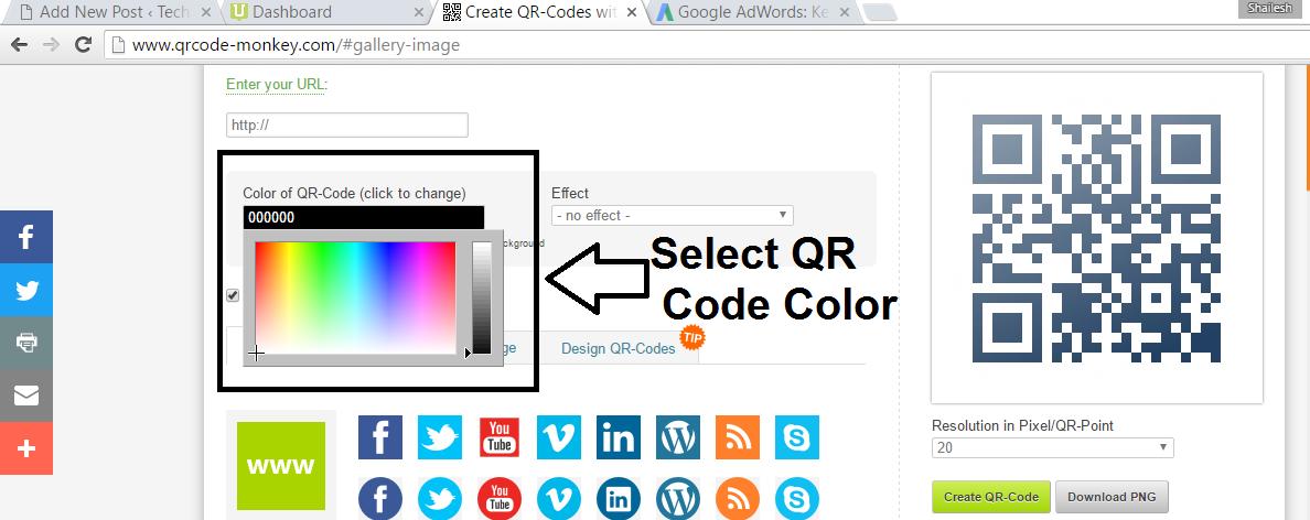 Select-Qr-color
