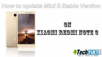 Redmi Note 3