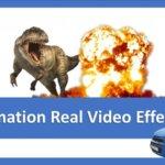 3D Animation Video Effect कैसे बनाये