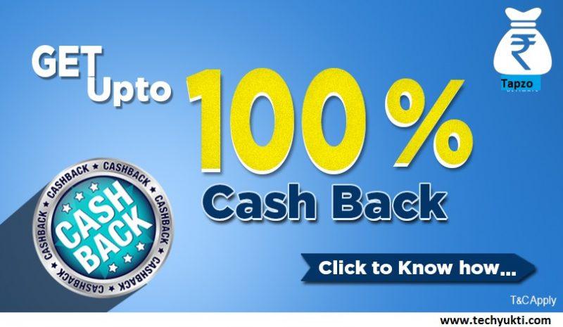 Unlimited Cashback Offer