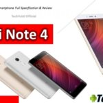 Redmi Note 4 Smartphone Full Specification In Hindi
