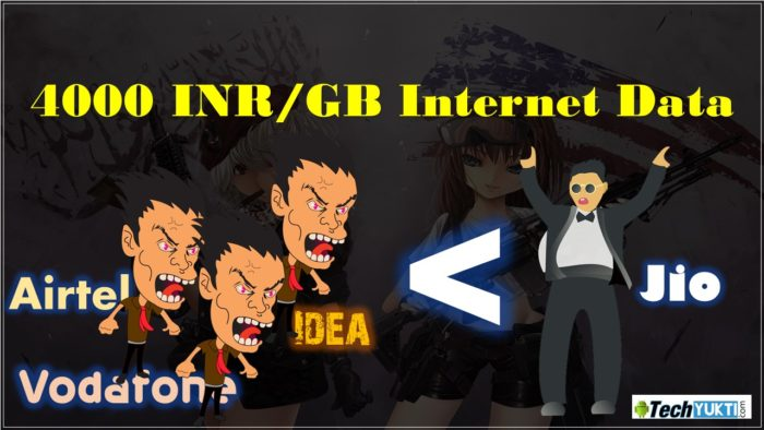 4000 Per GB Internet Data Plan