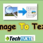 How to Extract Text From Image ( Image से Text को कैसे निकाले)?