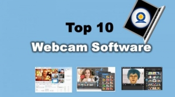 Top 10 Best Webcam Best Software For Windows PC