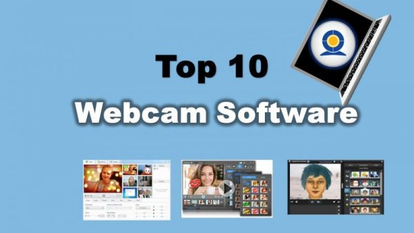 Top 10 Best Webcam Best Software For Windows PC