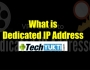 Dedicated IP Address Kya Hai