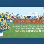 Get Free 168GB 4G Internet with Vivo Smartphone | IPL Contest 2017