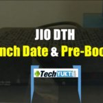 Reliance Jio DTH Launch Date and Pre-Booking with Welcome Offer