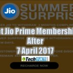 How to Get Jio Prime Membership After 7 April 2017 with Summer Surprise Offer | Hindi