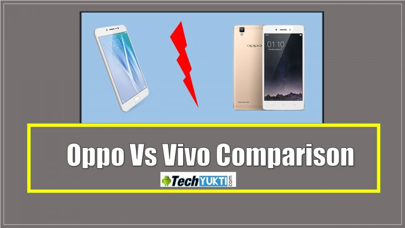 Oppo Vs Vivo Comparison