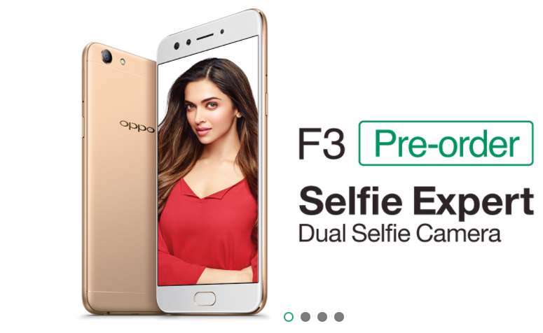 oppo f3 Phone Specification