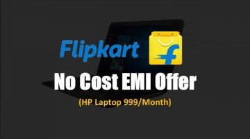 Flipkart 999 Laptop Offer