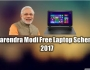 Narendra Modi Free Laptop Scheme