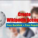 Wikipedia Account Create Kaise Kare (कैसे करे)?