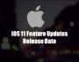 iOS 11 Feature Updates