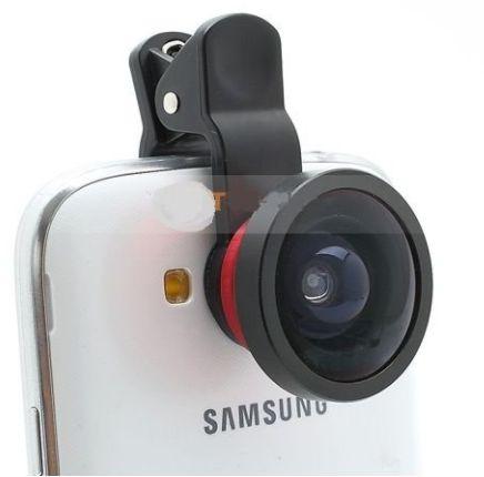wide angle camera lens