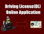 Driving License (DL) Online Application