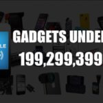 Mobile Useful Gadgets Under 199, 299, 399