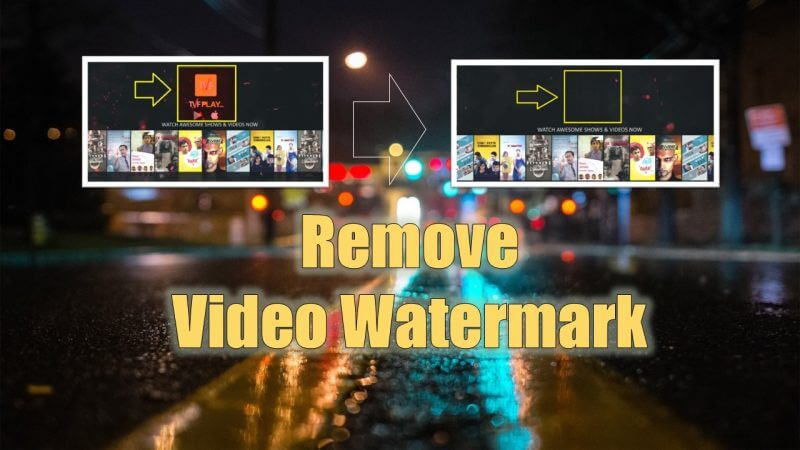 Video Watermark Remove Kaise Kare