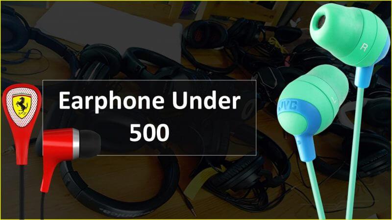 Best Earphone under 500 In India