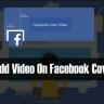 Facebook Video Cover Kaise Lagaye (कैसे लगाये)?