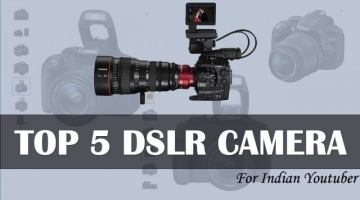 Top 5 Best Budget DSLR Camera