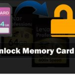 Memory Card Unlock Kaise kare(कैसे करे)?