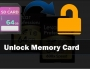 Unlock Memory Card on android