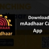 mAadhaar App Download Kaise Kare (कैसे करे)?