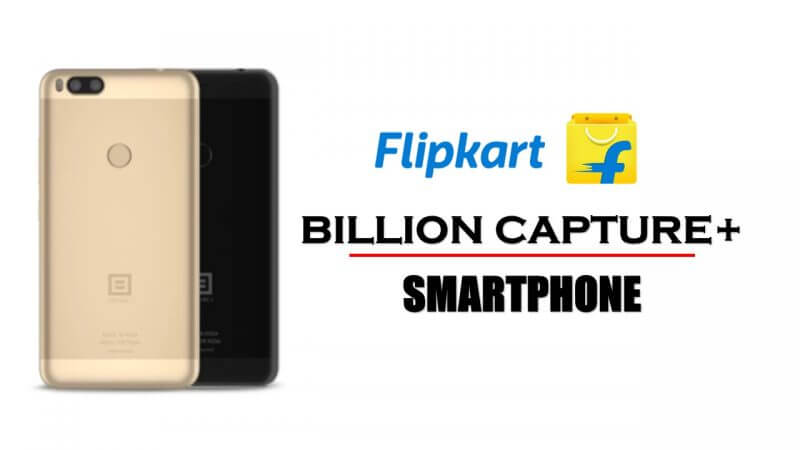 Flipkart Billion Capture+ Phone Review in Hindi