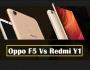 Oppo F5 Vs Redmi Y1 Camera Phones Comparison in Hindi