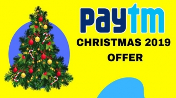Paytm christmas offer
