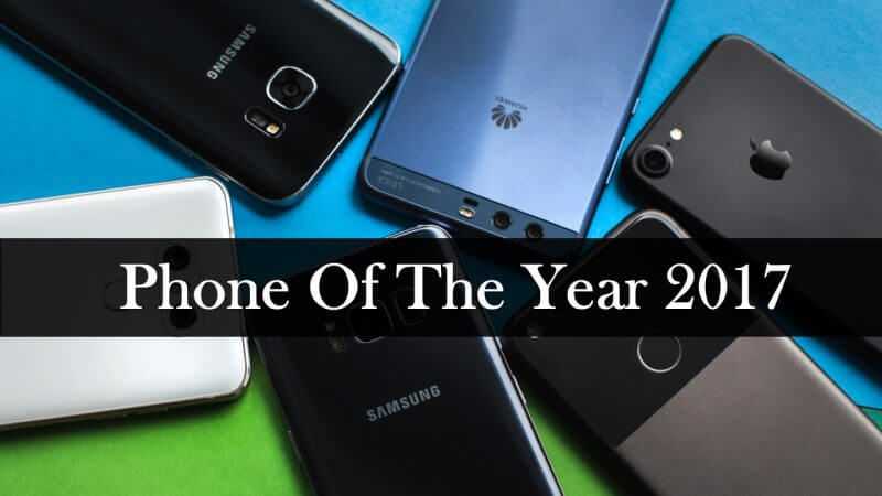 Phone Of The Year 2017