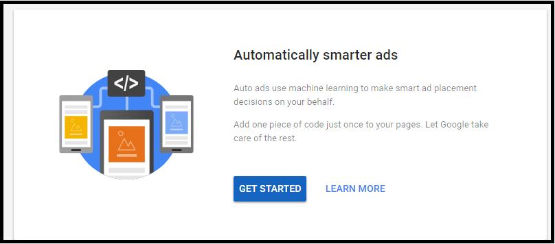 start auto ad