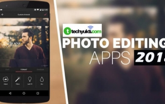 Top 5 Photo Editor Apps for Android SmartPhones 2018 [Hindi]