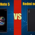 Redmi Note 5 vs Redmi Note 5 Pro Comparison: कौन फ़ोन ख़रीदे?