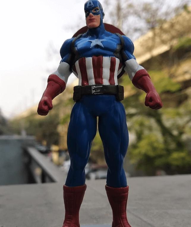 Superman Dummy Taken By Redmi note 5