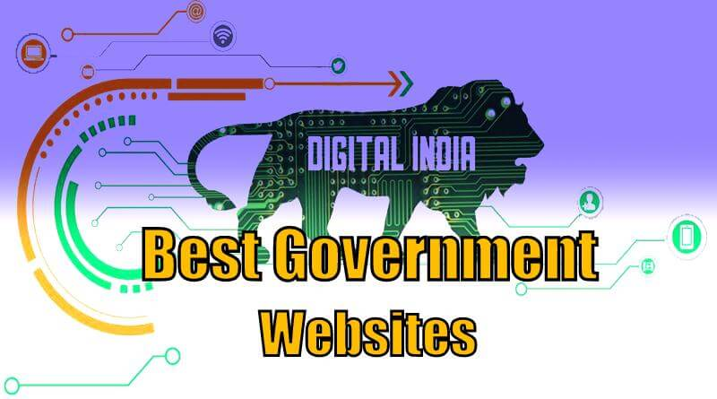 Serviceable Indian Government Websites