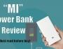 Xiaomi 1000mA Power Bank