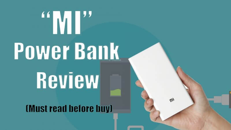 Xiaomi 1000mA Power Bank