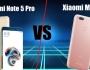 Xiaomi Mi A1 Vs Redmi Note 5 Pro