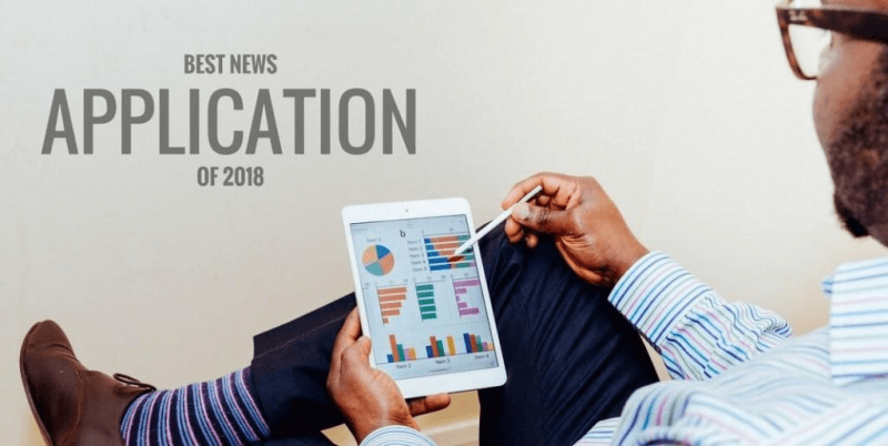 top 5 news app 2018
