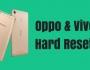 Oppo Aur Vivo Phone Reset