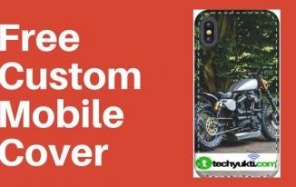 Custom Print Mobile Cover Kaise Banaye (कैसे बनाये)? | एक मोबाइल कवर बिलकुल फ्री