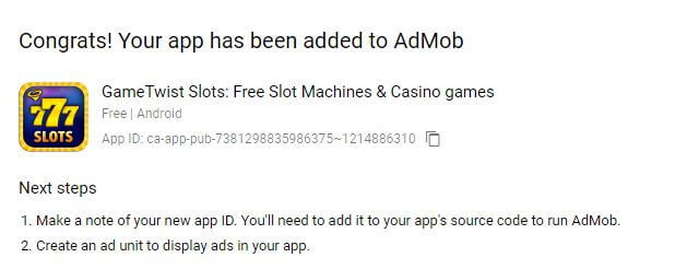 App Added